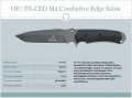 OF/FX-CED M2 Combative Edge Salus